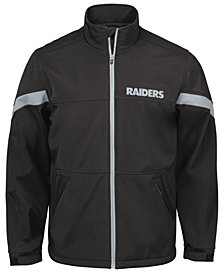 G-III Sports Men's Oakland Raiders Softshell Jacket