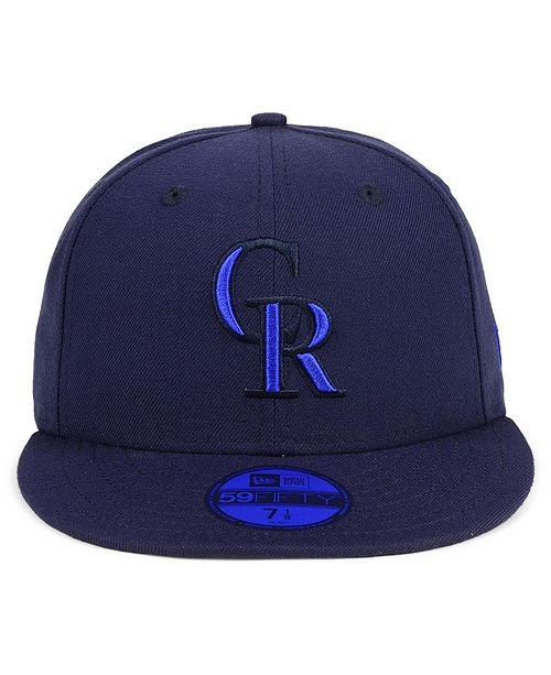 the best attitude 6e526 b1536 ... discount new era. colorado rockies prism color pack 59fifty fitted cap.  be the first
