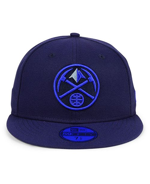 finest selection 99af1 8876f ... usa new era. denver nuggets color prism pack 59fifty fitted cap. be the  first