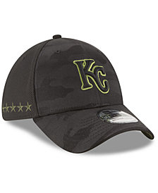 New Era Kansas City Royals Memorial Day 39THIRTY Cap