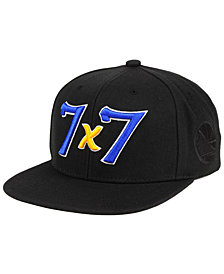 Mitchell & Ness Golden State Warriors Town Snapback Cap