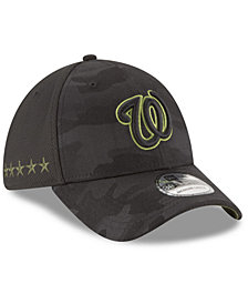 New Era Washington Nationals Memorial Day 39THIRTY Cap
