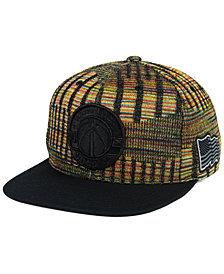 Mitchell & Ness Washington Wizards Black Flag Snapback Cap