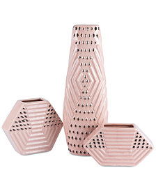 Zuo Tanok Pink Vase Collection