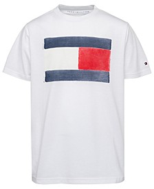 Toddler Boys Tommy Flag Graphic-Print T-Shirt