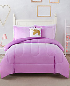Jada Ombre 4-Pc. Full Comforter Set