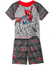 Spider-Man Big Boys 2-Pc. Pajama Set