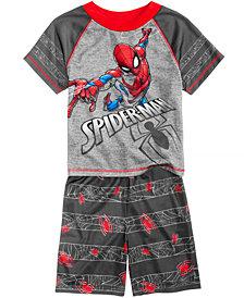Spider-Man Big Boys 2-Pc. Pajama Set