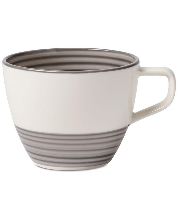 Villeroy & Boch - Manufacture Gris Tea Cup