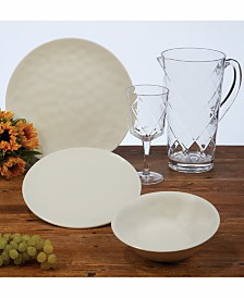 Certified International Cream Dinnerware