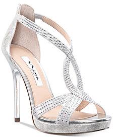 Nina Fianna Evening Sandals