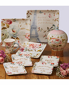 Certified International Beautiful Romance Dinnerware