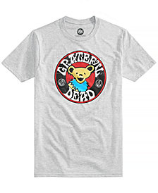 Grateful Dead Men's T-Shirt by Ripple Junction