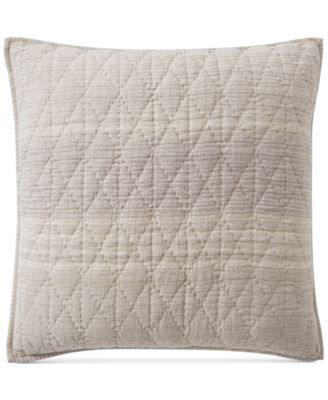 Honeycomb Quilted European Sham, Created for Macy's