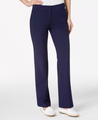 Double-Weave Sailor Pants