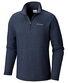 Columbia Men's Great Hart Mountain Half-Zip Fleece Sweatshirt