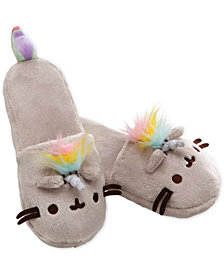Gund® Pusheenicorn Slippers