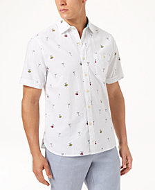 Tommy Bahama Men's Mix Master Printed Shirt