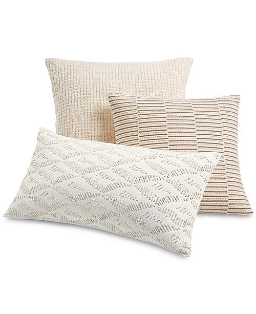 Hotel Collection Alabaster: Hotel Collection Honeycomb Bedding Collection, Created For