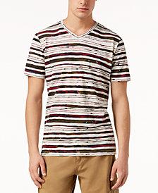 American Rag Men's Stripe T-Shirt, Created for Macy's