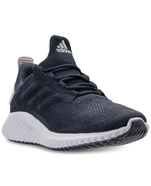 newest collection b79f1 f0719 ... adidas Big Boys AlphaBounce CR Running Sneakers from Finish ...