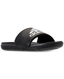 adidas Men's Voloomix Slide Sandals from Finish Line