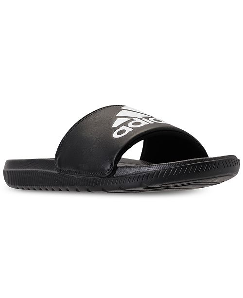 buy popular b0c7b 849a8 ... adidas Men s Voloomix Slide Sandals from Finish ...
