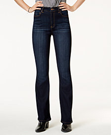 Tinseltown Juniors' Denim Flare Jeans