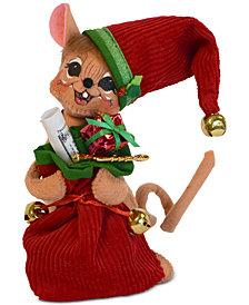 Annalee Jinglebell Santa Mouse