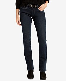 Women's 505 Straight-Leg Jeans Short and Long Inseams