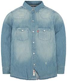 Levi's® Boys' Barstow Denim Shirt