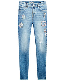 GUESS Big Girls Carrot High-Waist Jeans