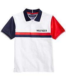 Tommy Hilfiger Big Boys Sebastian Polo