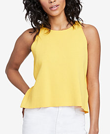 RACHEL Rachel Roy Split-Back Sweater Tank Top, Created for Macy's
