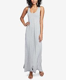 RACHEL Rachel Roy Racerback Maxi Dress, Created for Macy's