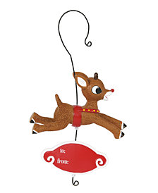 Department 56 Rudolph Dated Ornament