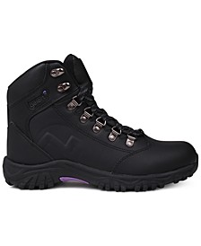 Women's Leather Mid Hiking Boots from Eastern Mountain Sports