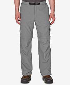 EMS Men's Camp Cargo Zip-Off Pants from Eastern Mountain Sports