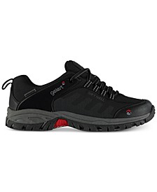 Men's Softshell Low Waterproof Hiking Shoes from Eastern Mountain Sports
