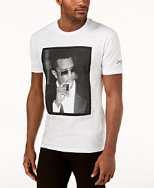 Sean John Men's Diddy White Party Graphic-Print T-Shirt