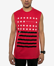 Sean John Men's Graphic-Print Muscle T-Shirt