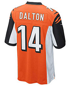 Nike Men's Andy Dalton Cincinnati Bengals Game Jersey