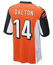 Nike Men's Andy Dalton Cincinnati Bengals Game Jersey