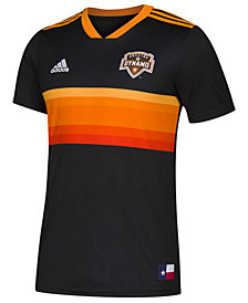 adidas Men's Houston Dynamo Secondary Replica Jersey