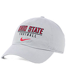 Nike Ohio State Buckeyes Campus Sport Adjustable Cap