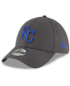 New Era Kansas City Royals Charcoal Classic 39THIRTY Cap