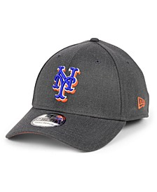 New York Mets Charcoal Classic 39THIRTY Cap