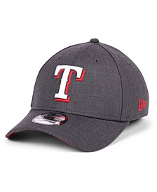 Texas Rangers Charcoal Classic 39THIRTY Cap