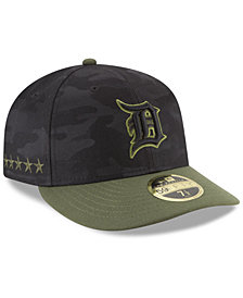 New Era Detroit Tigers Memorial Day Low Profile 59FIFTY FITTED Cap