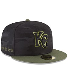 New Era Kansas City Royals Memorial Day 59FIFTY FITTED Cap